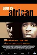 God Is African - 11 x 17 Movie Poster - South Africa Style A