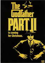 The Godfather, Part 2 - 11 x 17 Movie Poster - Style B