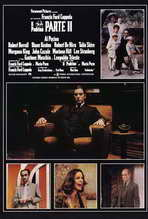 The Godfather, Part 2 - 27 x 40 Movie Poster - Italian Style A