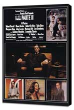 The Godfather, Part 2 - 27 x 40 Movie Poster - Italian Style A - Museum Wrapped Canvas