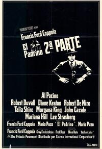 The Godfather, Part 2 - 11 x 17 Movie Poster - Spanish Style A