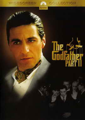The Godfather, Part 2 - 11 x 17 Movie Poster - Style E