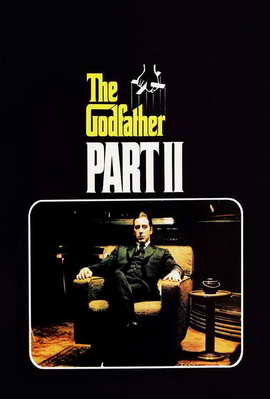 The Godfather, Part 2 - 11 x 17 Movie Poster - Style G