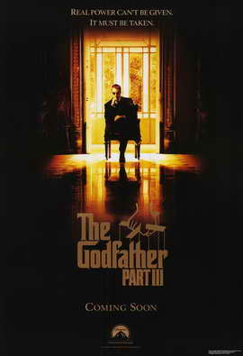The Godfather, Part 3 - 11 x 17 Movie Poster - Style A