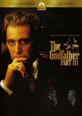 The Godfather, Part 3 - 27 x 40 Movie Poster - Style D