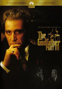The Godfather, Part 3 - 43 x 62 Movie Poster - Bus Shelter Style A