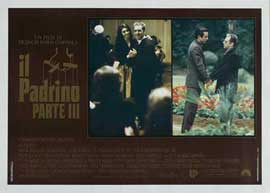 The Godfather, Part 3 - 11 x 14 Movie Poster - Style A