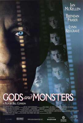 Gods and Monsters - 27 x 40 Movie Poster - Style A
