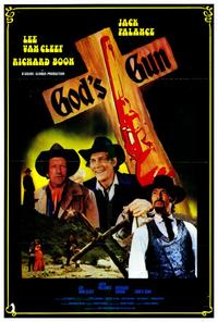 Gods Gun - 27 x 40 Movie Poster - Style A