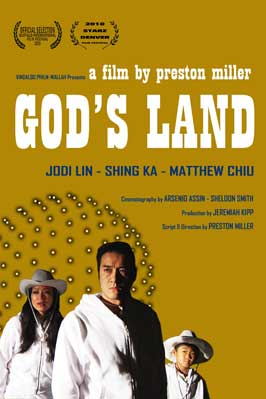 God's Land - 43 x 62 Movie Poster - Bus Shelter Style A