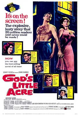 God's Little Acre - 27 x 40 Movie Poster - Style A