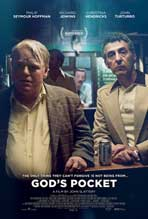 God's Pocket - 11 x 17 Movie Poster - Style A