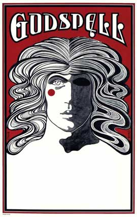 Godspell (Broadway) - 27 x 40 Poster - Style A