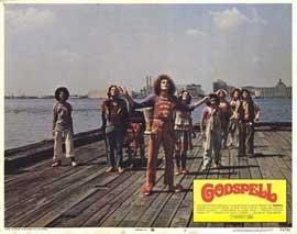 Godspell - 11 x 14 Movie Poster - Style B