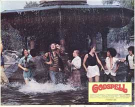 Godspell - 11 x 14 Movie Poster - Style E