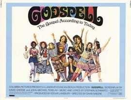 Godspell - 11 x 14 Movie Poster - Style A