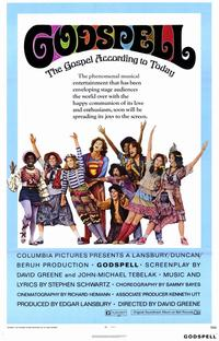 Godspell - 11 x 17 Movie Poster - Style A - Museum Wrapped Canvas