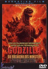 Godzilla 1985 - 27 x 40 Movie Poster - German Style A