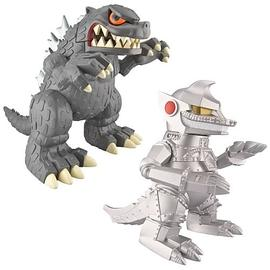 Godzilla 1985 - 5 1/2-Inch Super Deformed Collector Figure Set