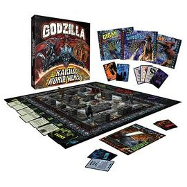Godzilla 1985 - Kaiju Wars Board Game