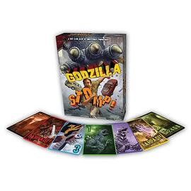 Godzilla 1985 - Stomp Card Game