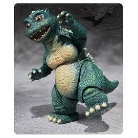 Godzilla 1985 - Little and Crystal Set of Statues