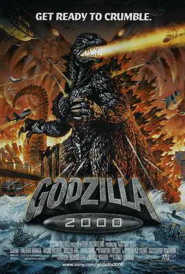 Godzilla 2000 - 11 x 17 Movie Poster - Style A