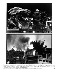 Godzilla 2000 - 8 x 10 B&W Photo #1