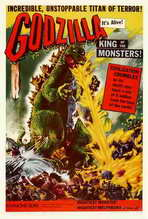 Godzilla, King of the Monsters - 27 x 40 Movie Poster - Style A