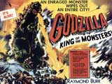 Godzilla, King of the Monsters - 30 x 40 Movie Poster UK - Style A