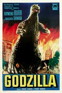 Godzilla, King of the Monsters - 11 x 17 Movie Poster - Italian Style A