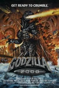 Godzilla Millenium - 27 x 40 Movie Poster - Style A
