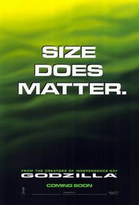 Godzilla - 11 x 17 Movie Poster - Style C