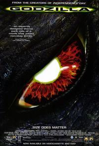 Godzilla - 27 x 40 Movie Poster - Style B
