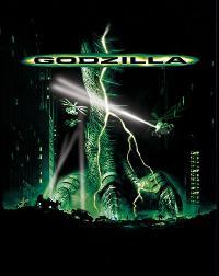 Godzilla - 11 x 17 Movie Poster - Style E