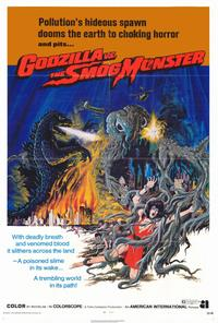 Godzilla vs. Smog Monster - 27 x 40 Movie Poster - Style A