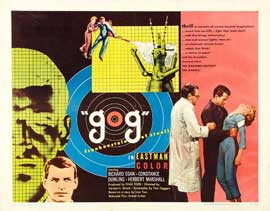 Gog - 22 x 28 Movie Poster - Half Sheet Style A