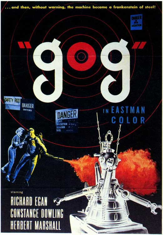 Gog Movie Posters From Movie Poster Shop