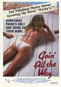 Goin All the Way - 27 x 40 Movie Poster - Style B
