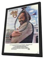 Goin' South - 27 x 40 Movie Poster - Style B - in Deluxe Wood Frame