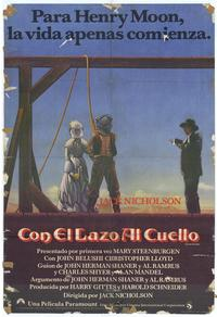 Goin' South - 11 x 17 Movie Poster - Spanish Style A