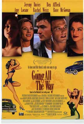 Going All the Way - 11 x 17 Movie Poster - Style A