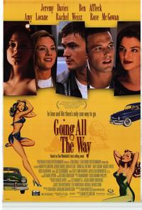 Going All the Way - 27 x 40 Movie Poster - Style A