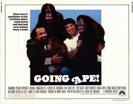 Going Ape! - 11 x 14 Movie Poster - Style A