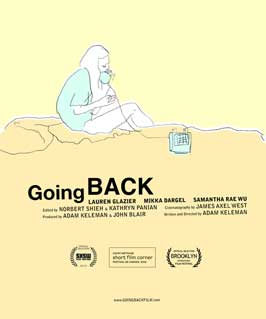 Going Back - 43 x 62 Movie Poster - Bus Shelter Style A