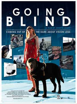 Going Blind - 11 x 17 Movie Poster - Style A