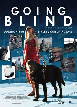 Going Blind - 43 x 62 Movie Poster - Bus Shelter Style A