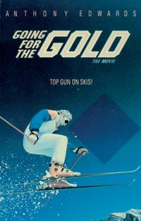 Going for the Gold: The Bill Johnson Story - 11 x 17 Movie Poster - Style A