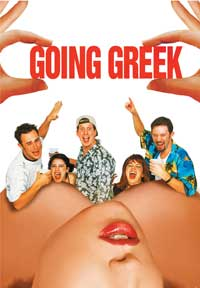 Going Greek - 11 x 17 Movie Poster - Style A