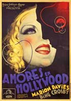 Going Hollywood - 11 x 17 Movie Poster - Spanish Style A